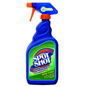 Spot Shot  No Scent Carpet Odor Eliminator  22 oz. Liquid