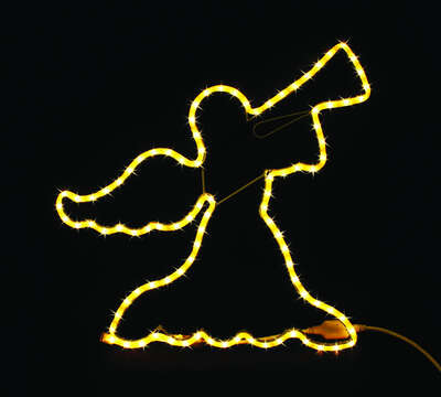 Celebrations  LED Angel  Christmas Decoration