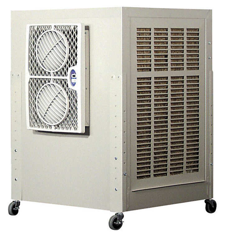 Cool Tool  800 sq. ft. Portable Evaporative Cooler  3000 CFM