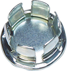 Sigma Electric ProConnex  Round  Steel  Knockout Seal  For Closure of Unused Box Outlets