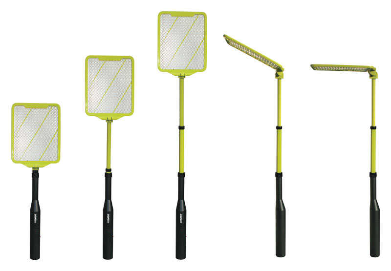 Dynazap Black / Yellow Insect Zapper Ace Hardware
