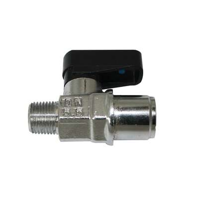 Ace 1/8 in. Brass FNPT Ball Valve