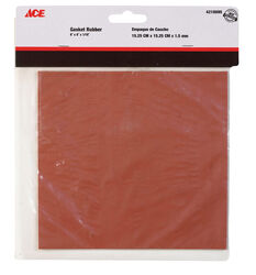 Ace  6 in. L Rubber  Gasket Sheet