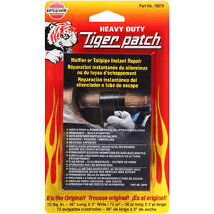 VersaChem  Tiger Patch  Solid  Automotive Adhesive  2 x 36 oz.
