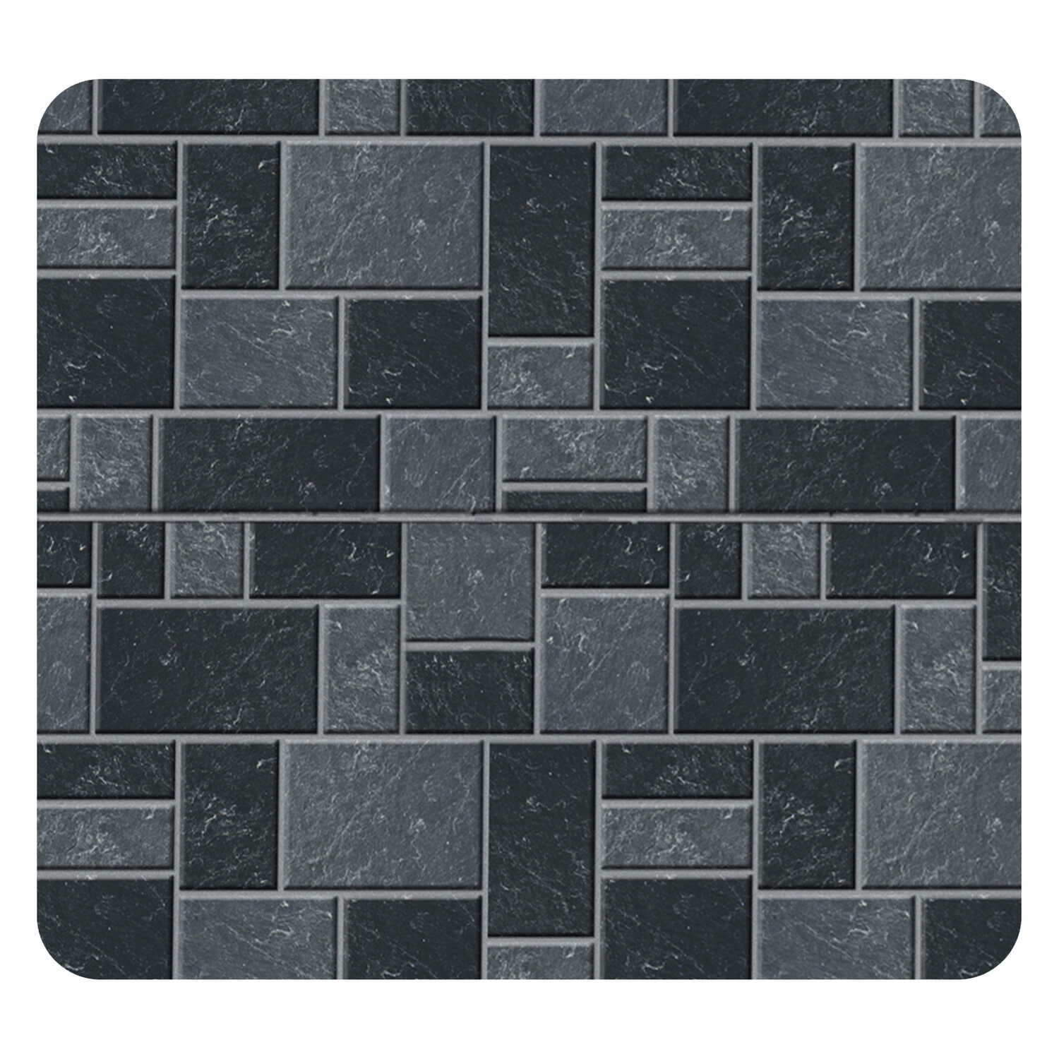 Hearth Boards: Imperial Manufacturing 42 In. W X 32 In. L Slate Stove