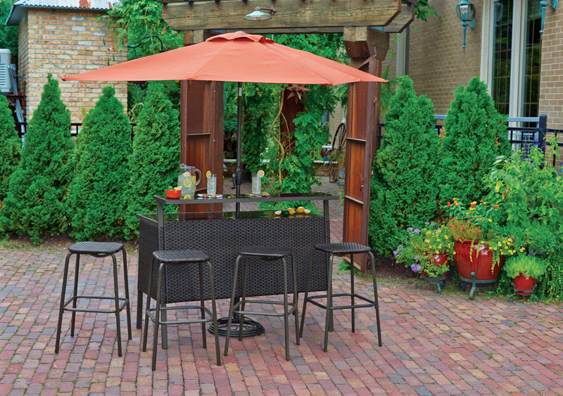 Fabulous Living Accents Gray Steel Modern Bar Stool Ace Hardware Evergreenethics Interior Chair Design Evergreenethicsorg