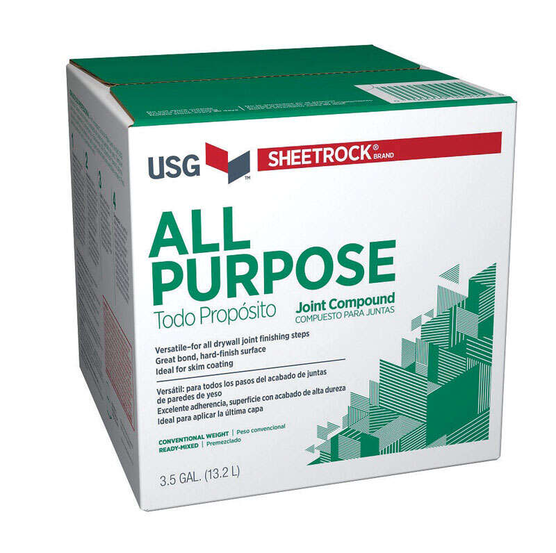 Sheetrock Off-White All Purpose Joint Compound 3.5 gal.
