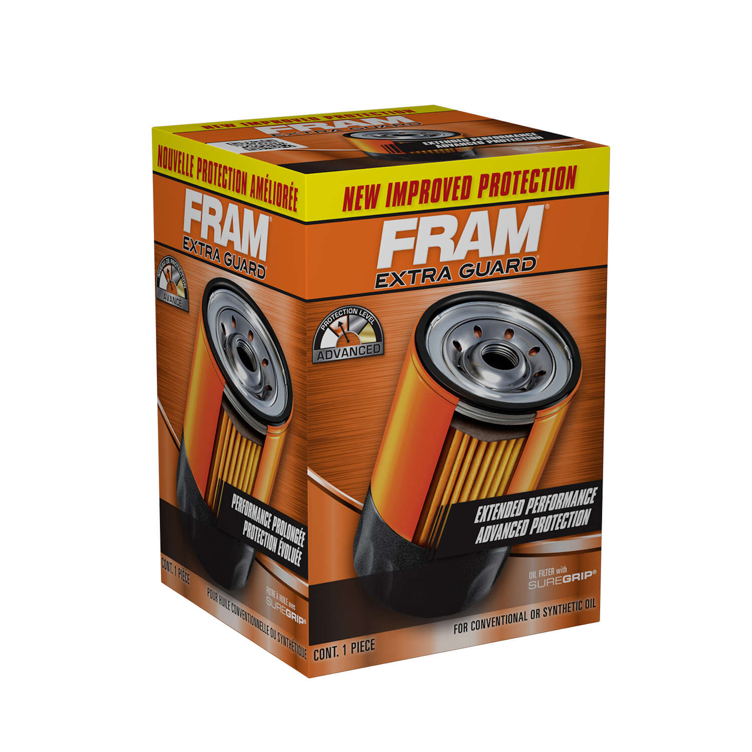 Fram  Extra Guard  Oil Filter