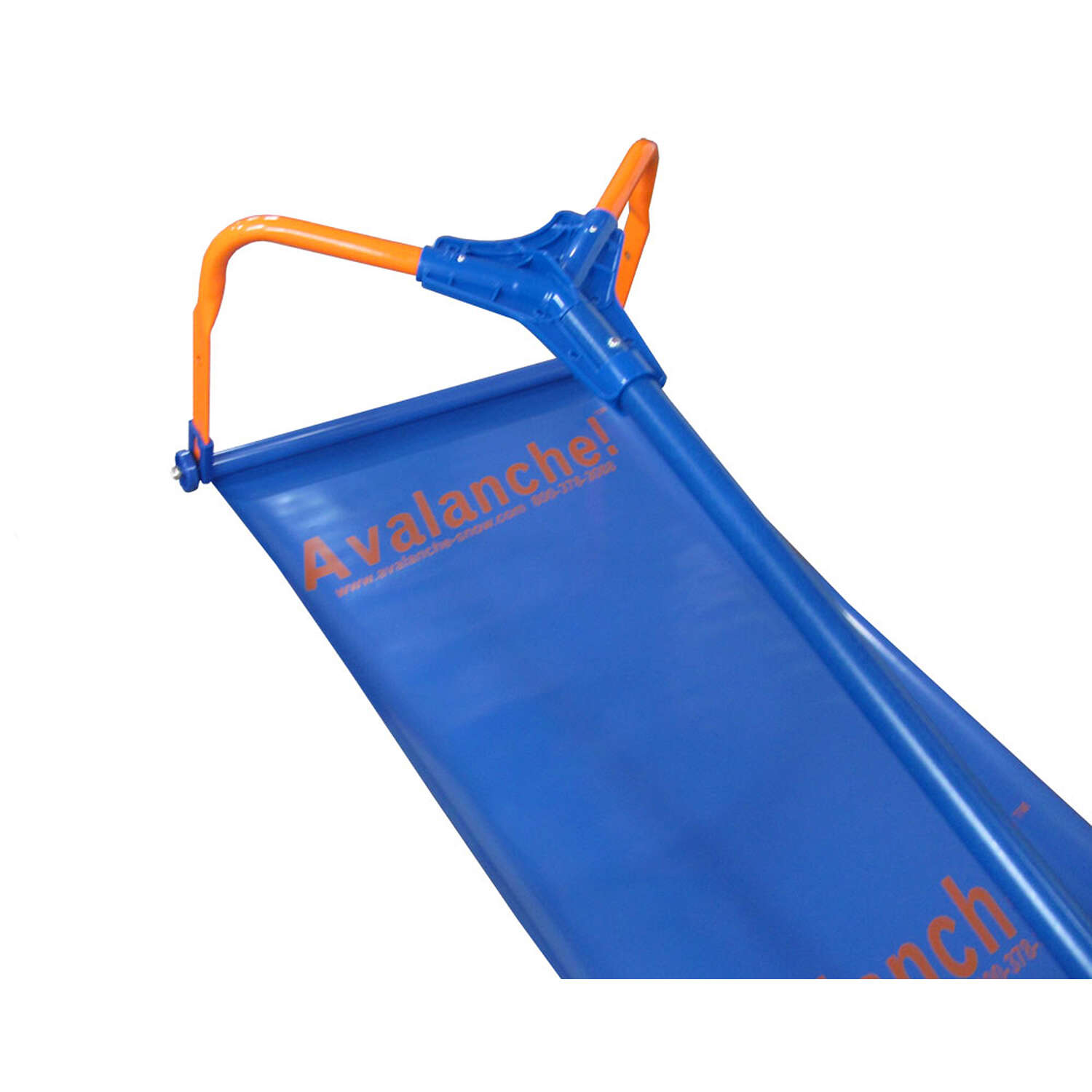 Avalanche  17 in. W x 12 ft. L Roof Rake