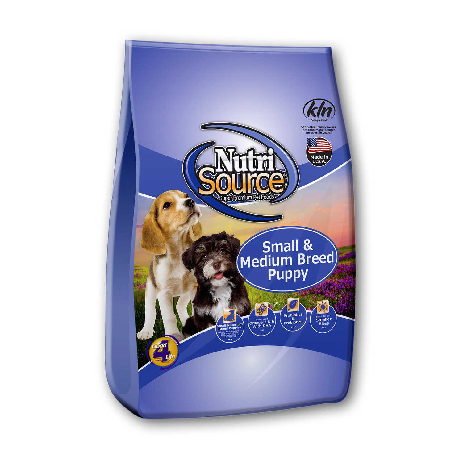 Nutri Source  Chicken and Rice  Dog  Food  5.52 lb.