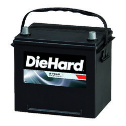 DieHard  550 CCA 12 volt Automotive Battery