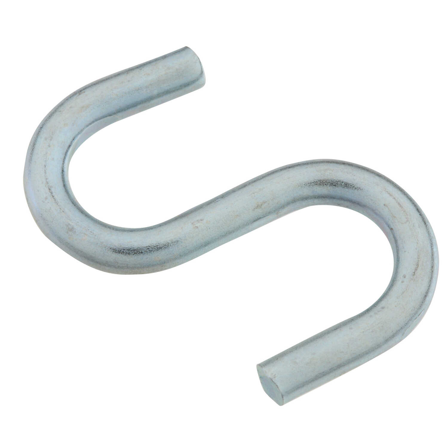 National Hardware  Jumbo  Silver  Steel  1-1/2 in. L Hook  45 lb. 4 pk