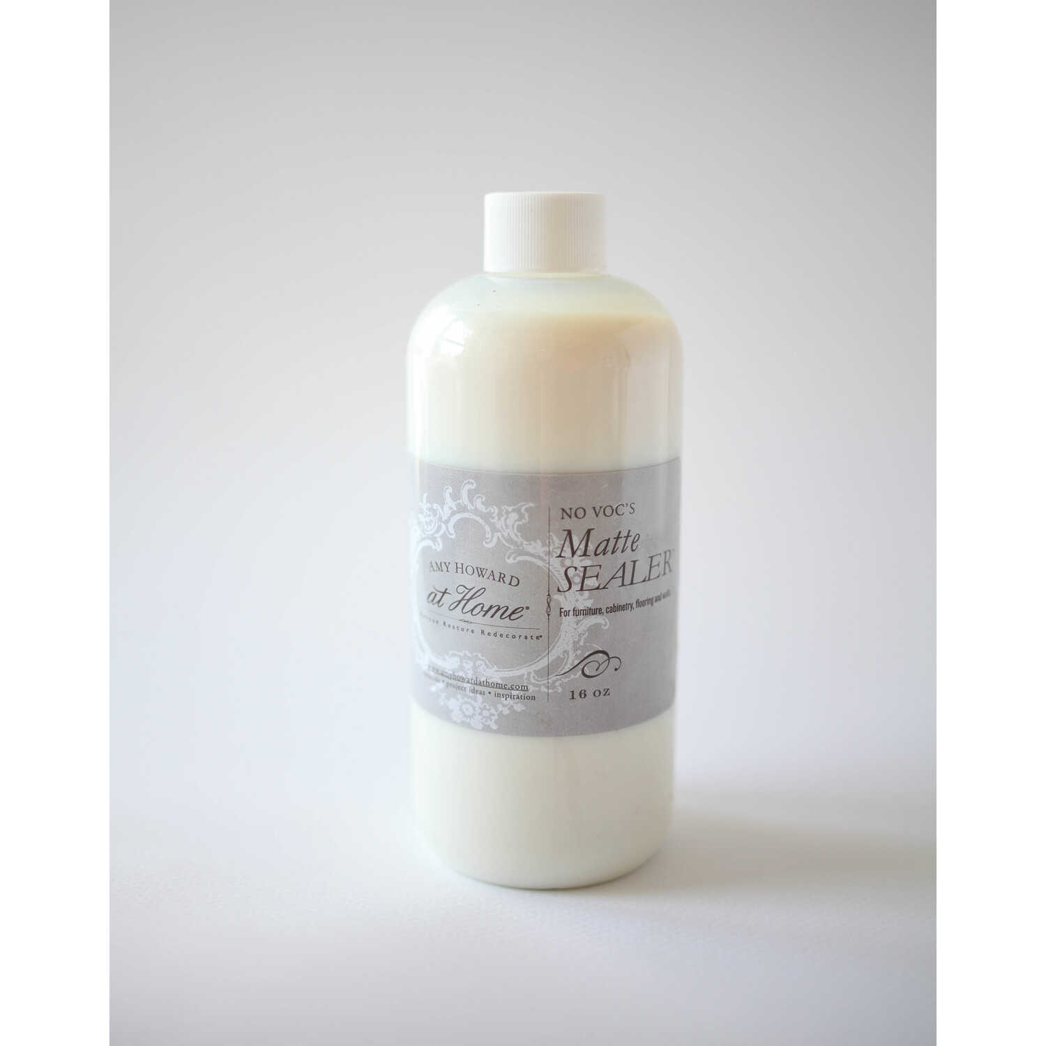 Amy Howard at Home  Clear  Sealer  16 oz. Matte