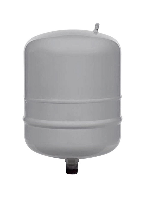 Reliance  Steel  Water Heater Expansion Tank  13-11/16 in. H x 10-9/16 in. W x 10-9/16 in. L 4.8