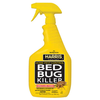 Harris Home Pest Control Liquid Insect Killer 32 oz.