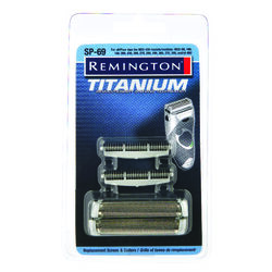 Remington  Microscreen 2  Foil  Shaver Cutter and Foil Assembly