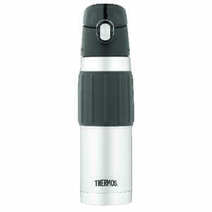 Thermos  Stainless  Stainless Steel  Vacuum Insulated  Thermos Bottle  BPA Free 18 oz.