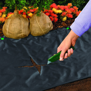 Easy Gardener  Weed Block  36 in. W x 100 ft. L Landscape Fabric