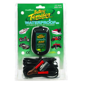 Battery Tender  Automatic  12 volt 800 mA Battery Charger