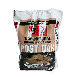 B&B  Oak  Wood Smoking Chunks  549 cu. in.
