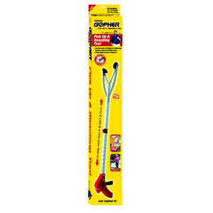 Gopher II  As Seen On TV  Pick-Up and Reaching Tool  1 pk