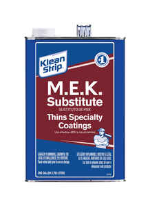 Klean Strip  Methyl Ethyl Ketone Substitute  1 gal.