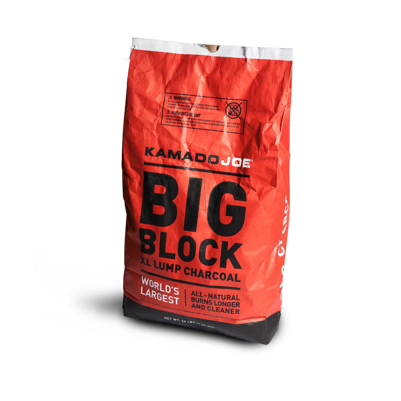 Kamado Joe Organic Hardwood Lump Charcoal 20 Lb Ace