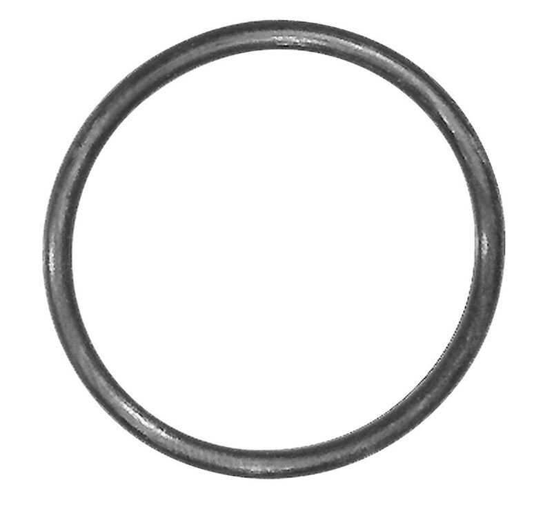 Danco  0.94 in. Dia. Rubber  O-Ring  1 pk