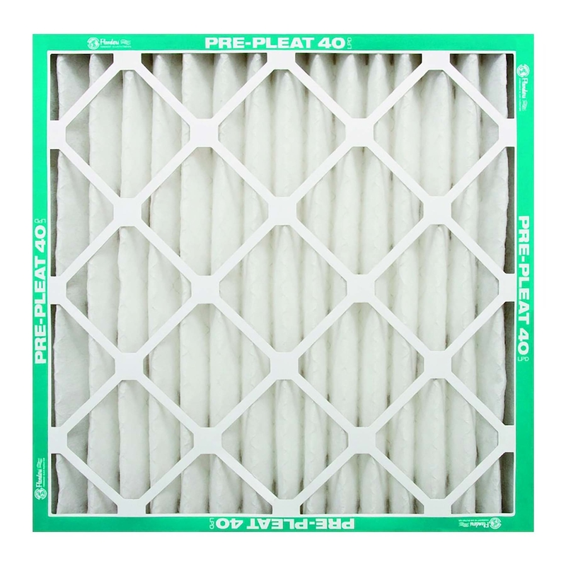 Flanders-Precisionaire  25 in. H x 16 in. W x 2 in. D Synthetic  Air Filter