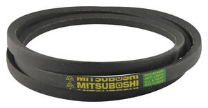 Mitsuboshi  General Utility V-Belt  0.5 in. W x 64 in. L For All Motors