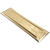 Ace 2.6875 in. W x 11 in. H Bright Brass Mail Slot