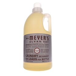 Mrs. Meyer's  Clean Day  Lavender Scent Laundry Detergent  Liquid  64 oz. 1 pk