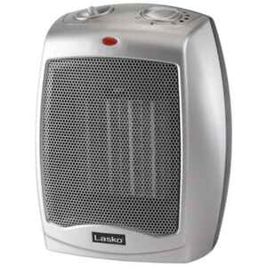 Lasko  Electric  175 sq. ft. Heater  Portable