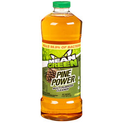 Mean Green  Pine Power  Pine Scent All Purpose Cleaner  Liquid  48 oz.