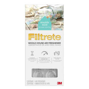 3M  Filtrete  Seaside Mist Scent Whole House Air Freshener  1 pk