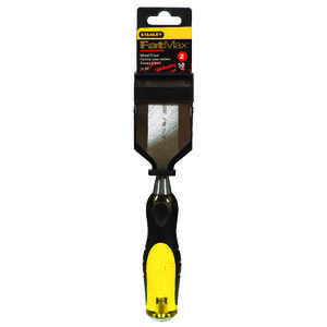 Stanley  FatMax Thru-Tang  2  W x 9 in. L Forged High Carbon Steel  Wood Chisel  1 pc.