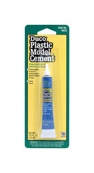 Duco  Medium Strength  Polyurethane  Plastic Model Cement  0.5 oz.