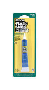 Duco  Medium Strength  Plastic Model Cement  .5 oz.
