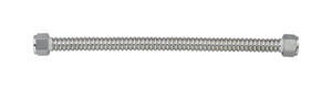 Ace  15 in. Corrugated Stainless Steel  Water Heater Supply Line