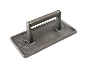 Charcoal Companion  Cast Iron  Grill Press