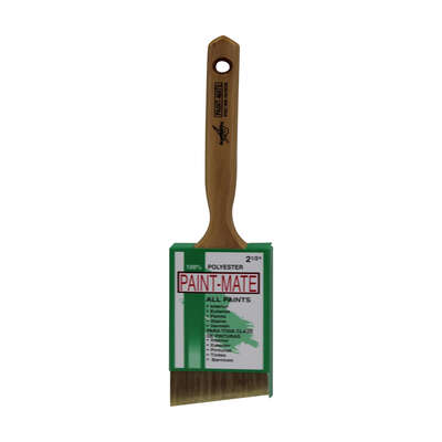 Arroworthy  Paint-Mate  2-1/2 in. W Angle  Paint Brush