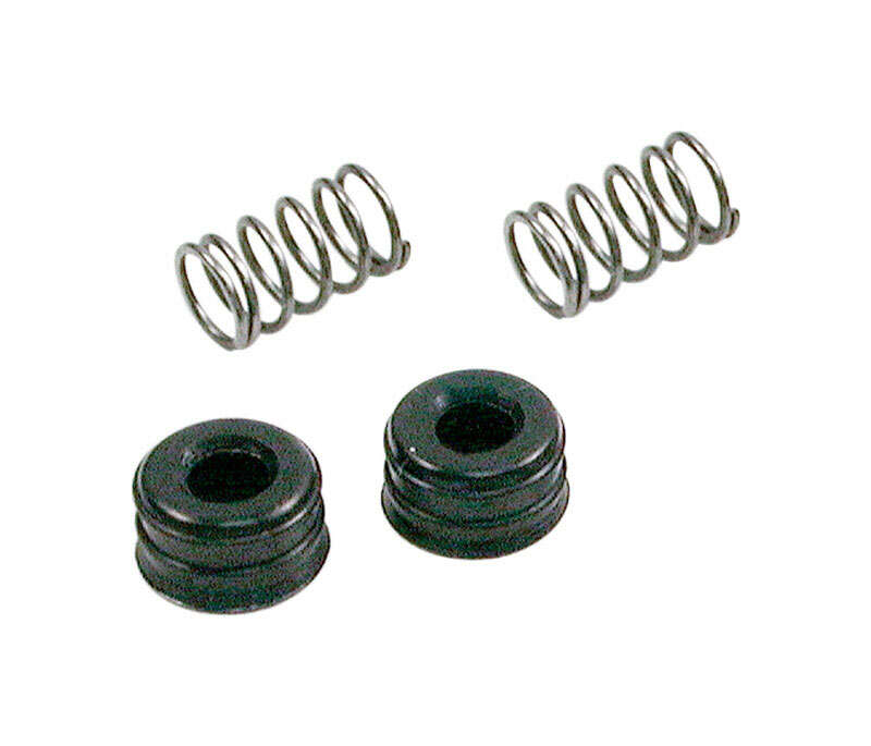 Danco  1/2 - 24 in. Rubber/Steel  Seats and Springs Kit
