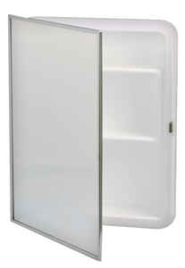 Zenith  20 in. H x 16 in. W x 4-3/4 in. D Rectangle  Medicine Cabinet