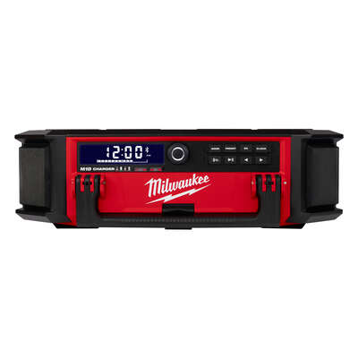 Milwaukee  M18 PACKOUT  Wireless Bluetooth Weather Resistant Radio + Charger
