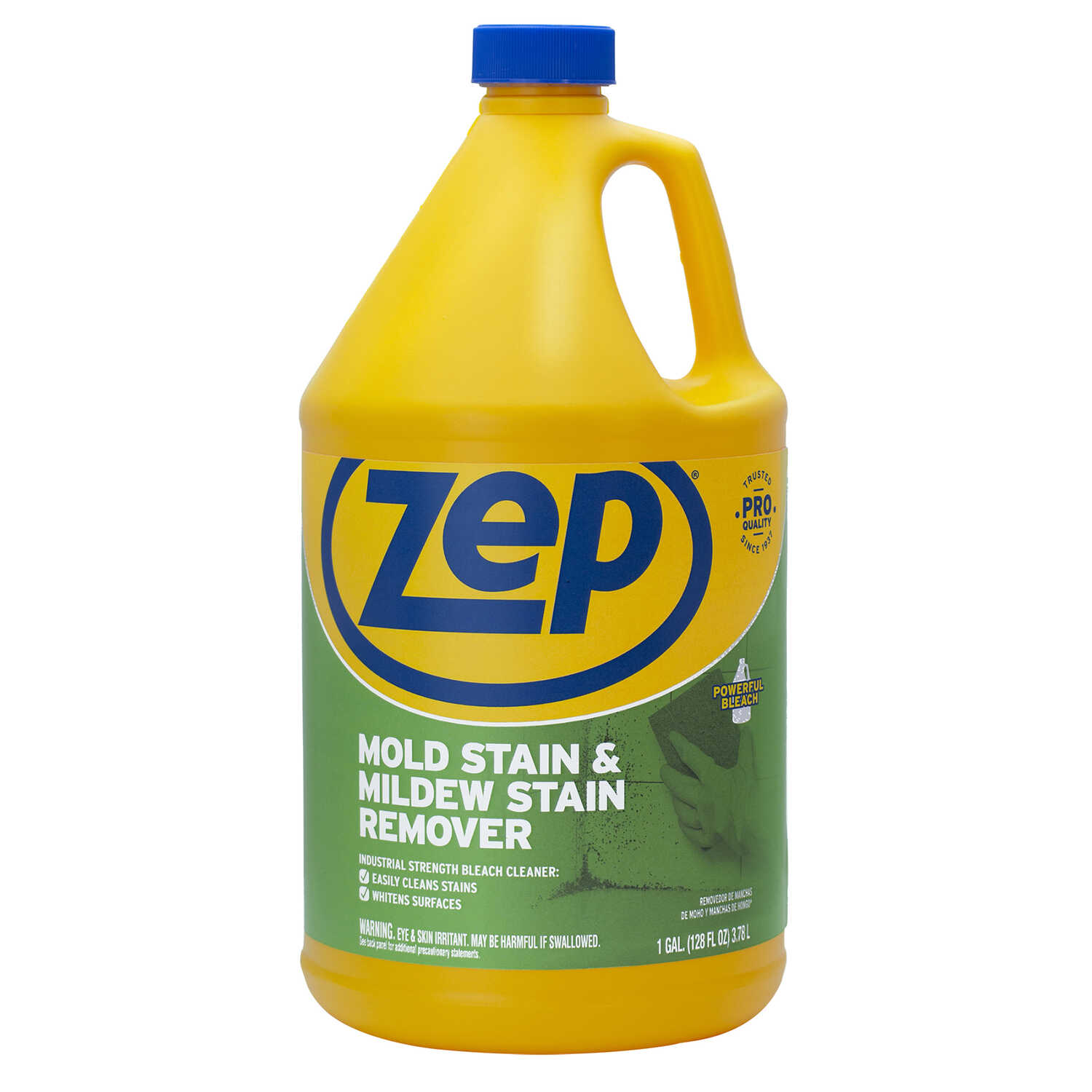 Zep  Mold and Mildew Stain Remover  1 gal.
