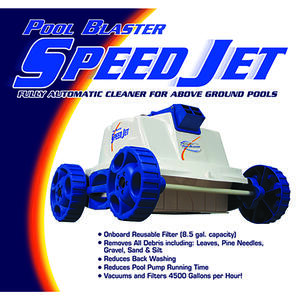 Pool Blaster  Pool Cleaner  11.5  H x 20  L