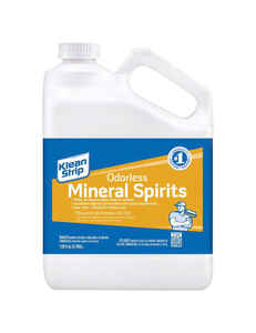 Klean Strip  Odorless Mineral Spirits  128 oz.