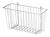 Honey Can Do  7-9/16 in. H x 5 in. W x 13-7/16 in. D Wire Storage Cubes