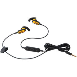 DeWalt  Jobsite  3.5 mm Plug  Earphone  1 pk