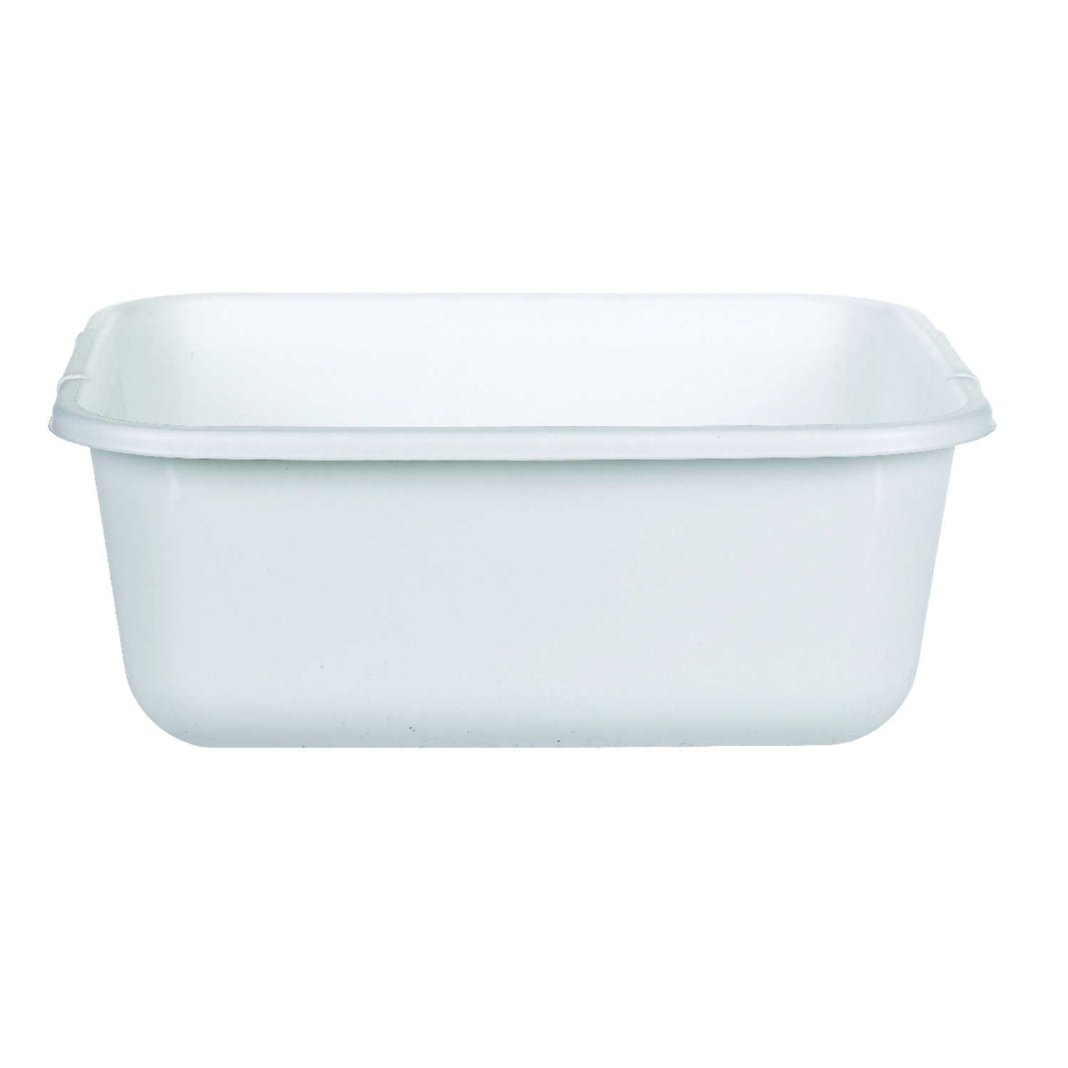 Rubbermaid  11.5 in. W x 13.5 in. L Dishpan